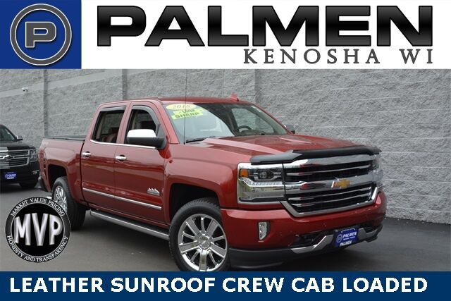 2018 Chevrolet Silverado 1500 High Country Kenosha WI