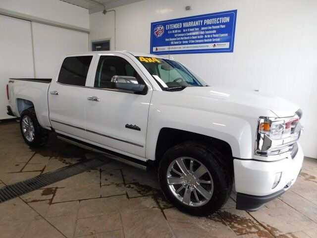 2018 Chevrolet Silverado 1500 High Country LEATHER SUNROOF Listowel ON