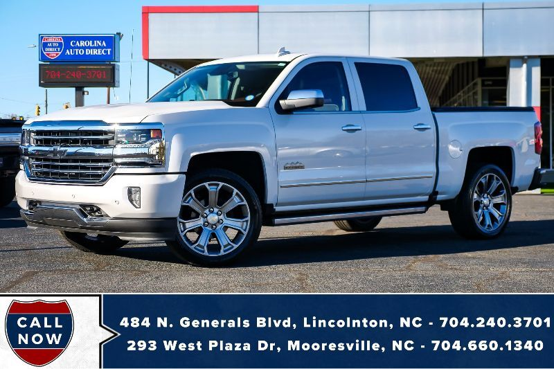 2018 Chevrolet Silverado 1500 High Country Mooresville NC