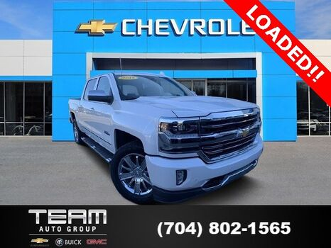 2018_Chevrolet_Silverado 1500_High Country_ Salisbury NC