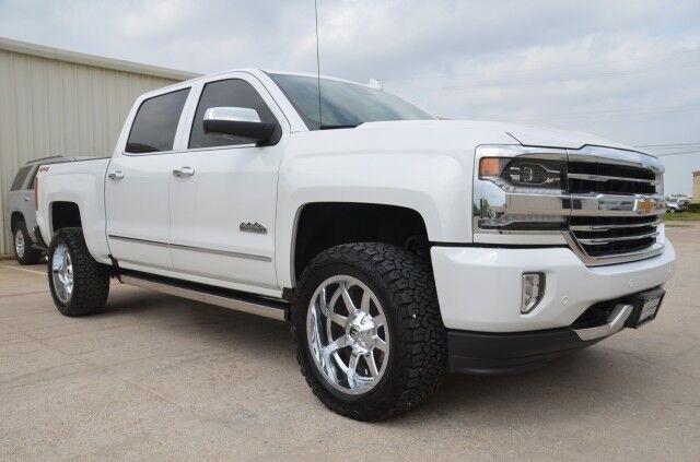 2018 Chevrolet Silverado 1500 High Country Wylie TX