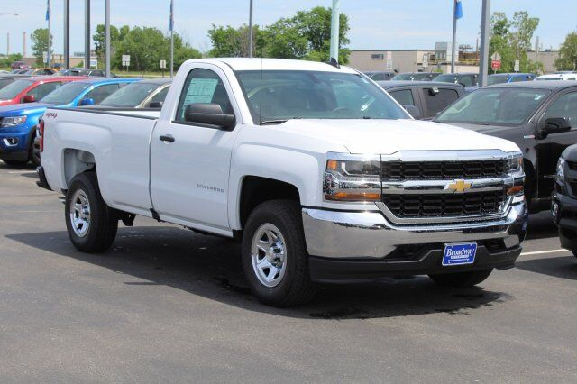 2018 Chevrolet Silverado 1500 LS Green Bay WI