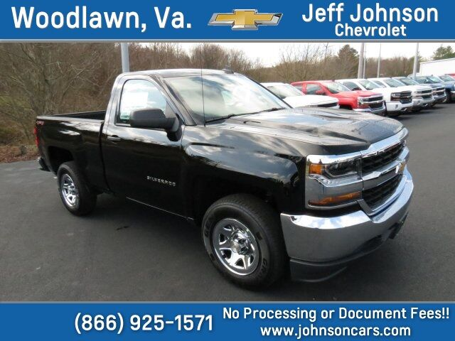 2018 Chevrolet Silverado 1500 LS Woodlawn VA