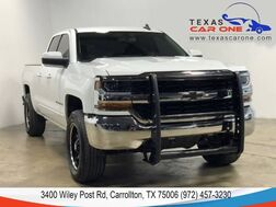 2018_Chevrolet_Silverado 1500_LT DOUBLE CAB AUTOMATIC BLUETOOTH REAR CAMERA LEATHER SEATS CRUI_ Carrollton TX