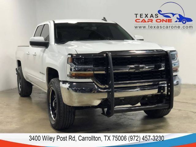 2018 Chevrolet Silverado 1500 LT DOUBLE CAB AUTOMATIC BLUETOOTH REAR CAMERA LEATHER SEATS CRUI Carrollton TX