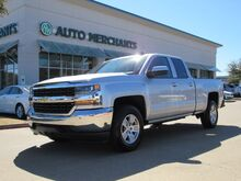 2018_Chevrolet_Silverado 1500_LT Double Cab 2WD BACK UP CAMERA, BLUETOOTH CONNECTIVITY, APPLE CAR PLAY, AUTOMATIC HEADLIGHTS_ Plano TX