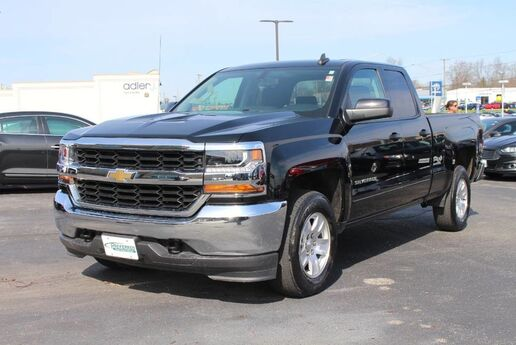 2018 Chevrolet Silverado 1500 LT Fort Wayne Auburn and Kendallville IN