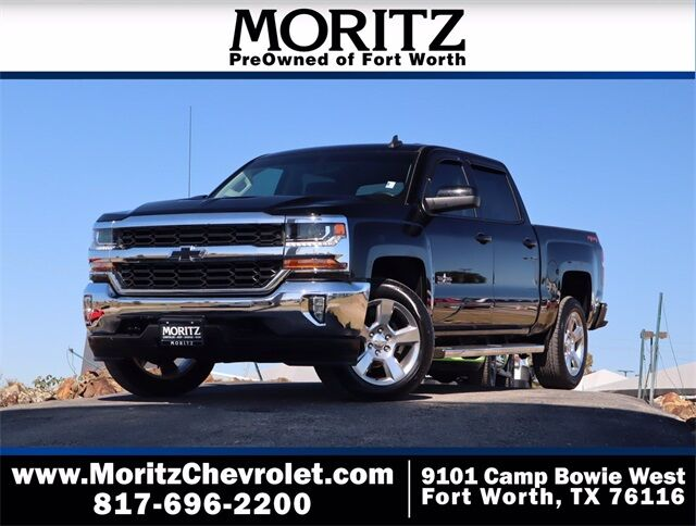 2018 Chevrolet Silverado 1500 LT Fort Worth TX