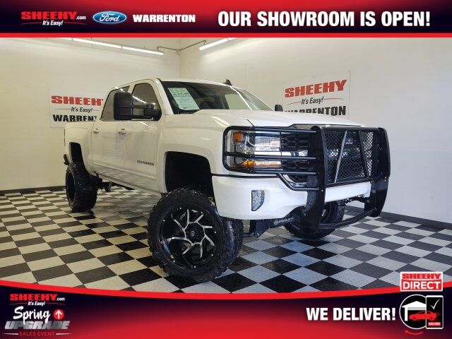 2018 Chevrolet Silverado 1500 LT Warrenton VA