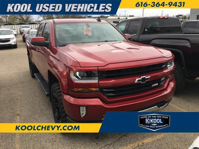 2018 Chevrolet Silverado 1500 LT Grand Rapids MI