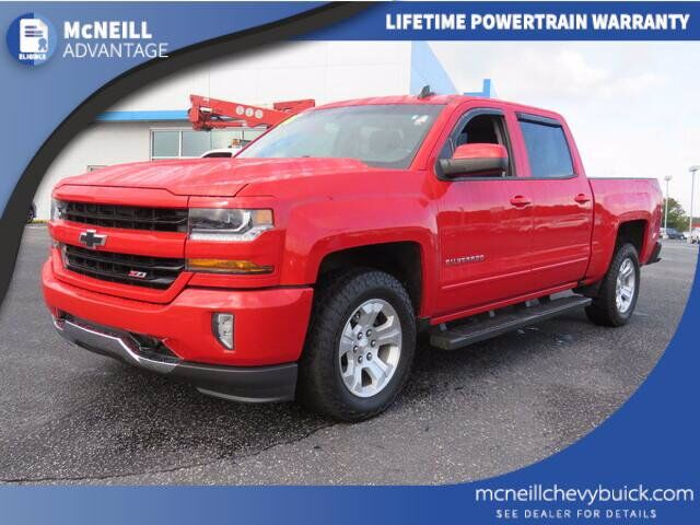 2018 Chevrolet Silverado 1500 LT High Point NC