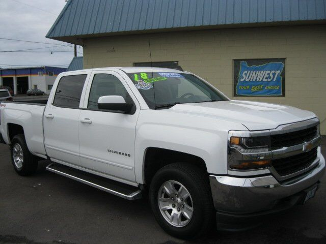 2018 Chevrolet Silverado 1500 LT Newport OR