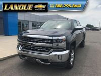 Chevrolet Silverado 1500 LTZ  -  Heated Seats 2018