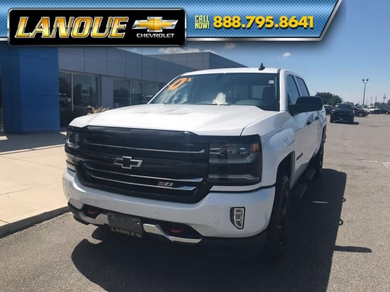 2018 Chevrolet Silverado 1500 LTZ  -  Heated Seats Tilbury ON