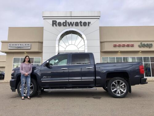 2018_Chevrolet_Silverado 1500_LTZ 4X4 - 100th Year Edition - Leather - Heated/Cooled Seats - Sunroof - Remote Start - One Owner_ Redwater AB