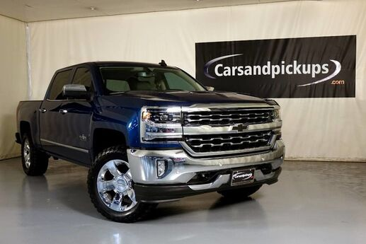2018 Chevrolet Silverado 1500 LTZ Dallas TX
