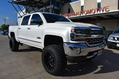 2018_Chevrolet_Silverado 1500_LTZ Crew Cab 4X4 TEXAS EDITION LIFTED_ San Antonio TX