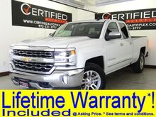 2018_Chevrolet_Silverado 1500_LTZ DOUBLE CAB 5.3L V8 NAVIGATION REAR CAMERA HEATED LEATHER SEATS BED LINE_ Carrollton TX