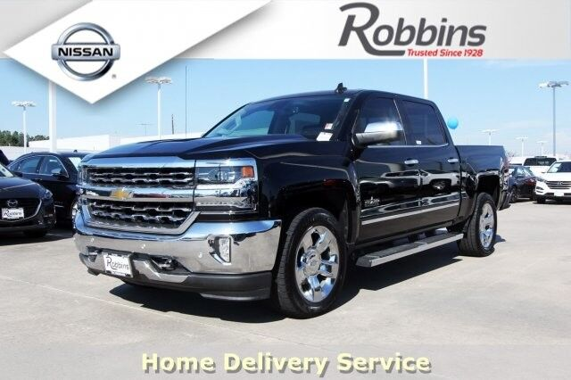 2018 Chevrolet Silverado 1500 LTZ Houston TX