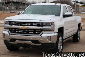 2018_Chevrolet_Silverado 1500_LTZ_ Lubbock TX