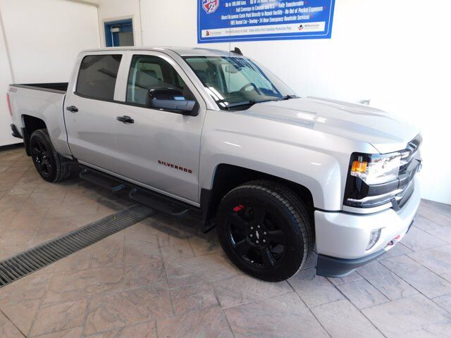2018 Chevrolet Silverado 1500 LTZ REDLINE LEATHER SUNROOF Listowel ON