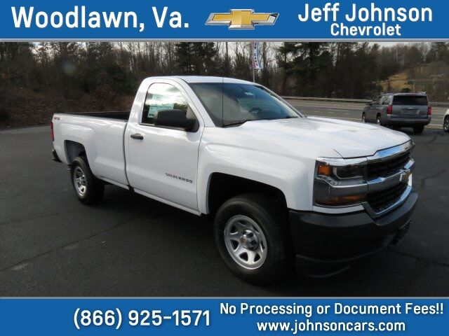 2018 Chevrolet Silverado 1500 WT Woodlawn VA