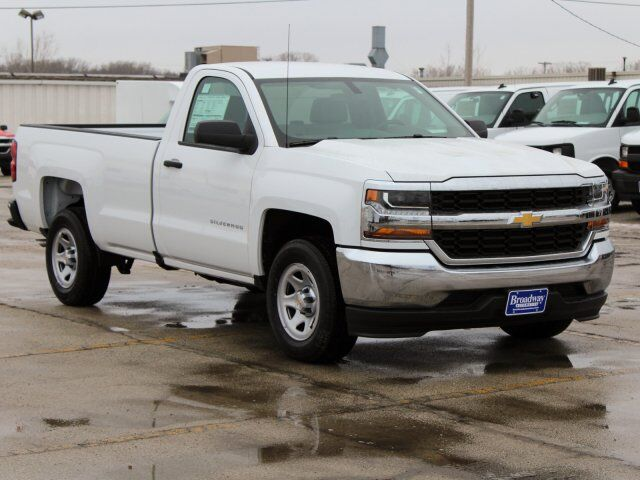2018 Chevrolet Silverado 1500 Work Truck Green Bay WI