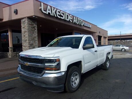 2018 Chevrolet Silverado 1500 Work Truck Long Box 2WD Colorado Springs CO