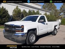 2018_Chevrolet_Silverado 1500_Work Truck Long Box 2WD_ Salt Lake City UT