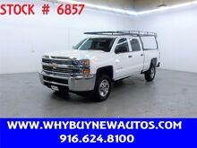 2018_Chevrolet_Silverado 2500HD_~ 4x4 ~ Crew Cab ~ Only 77K Miles!_ Rocklin CA