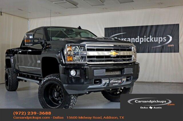 2018 Chevrolet Silverado 2500HD High Country Dallas TX