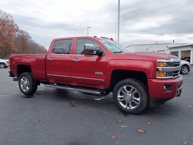 2018 Chevrolet Silverado 2500HD High Country Hamburg PA