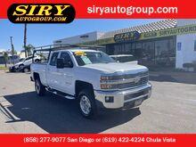 2018_Chevrolet_Silverado 2500HD_LT 4WD_ San Diego CA