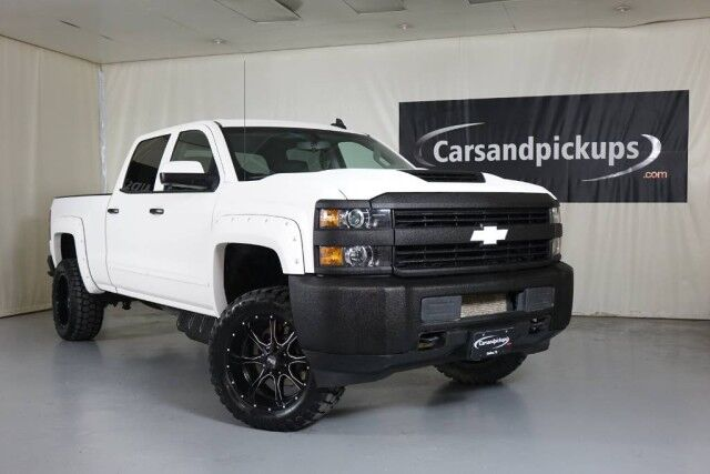 2018 Chevrolet Silverado 2500HD LT Dallas TX