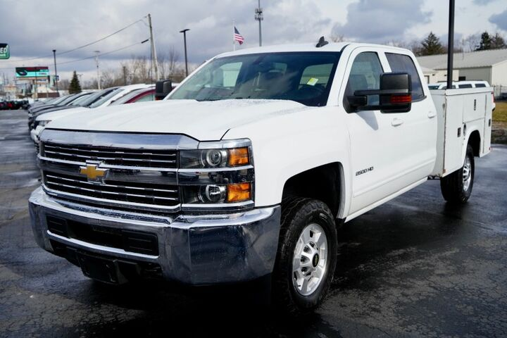 2018 Chevrolet Silverado 2500HD LT Fort Wayne Auburn and Kendallville IN