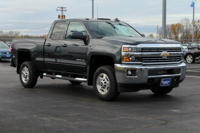 2018 Chevrolet Silverado 2500HD LT Green Bay WI