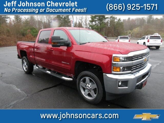 2018 Chevrolet Silverado 2500HD LT Woodlawn VA