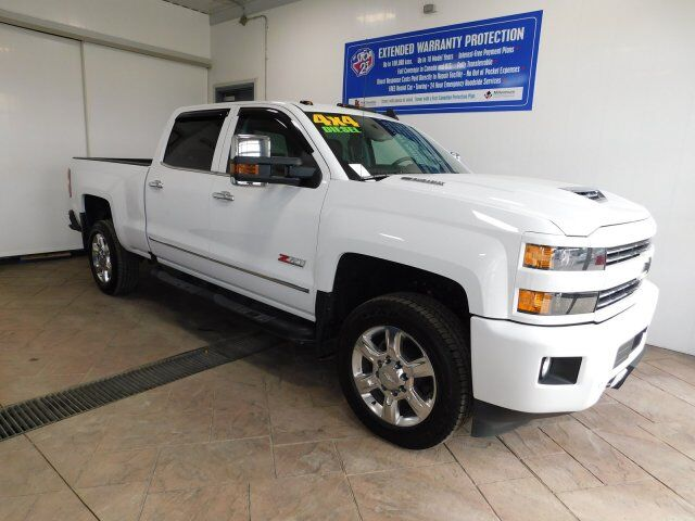 2018 Chevrolet Silverado 2500HD LTZ *DIESEL* SUNROOF LEATHER Listowel ON