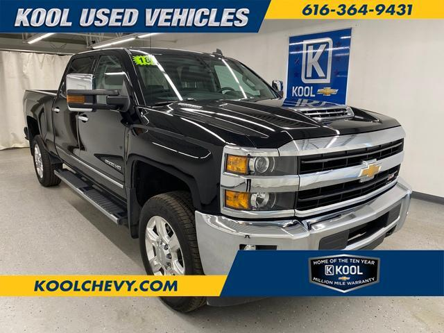 2018 Chevrolet Silverado 2500HD LTZ Grand Rapids MI
