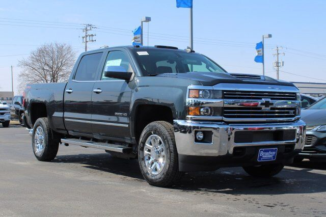 2018 Chevrolet Silverado 2500HD LTZ Green Bay WI