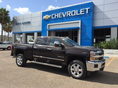 2018_Chevrolet_Silverado 2500HD_LTZ_ McAllen TX