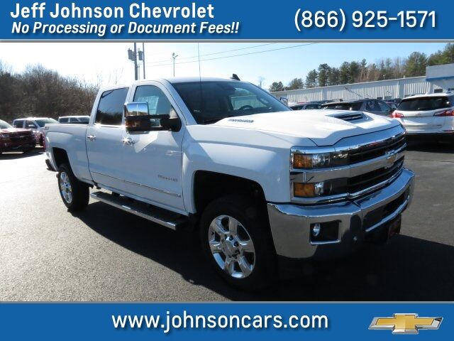 2018 Chevrolet Silverado 2500HD LTZ Woodlawn VA