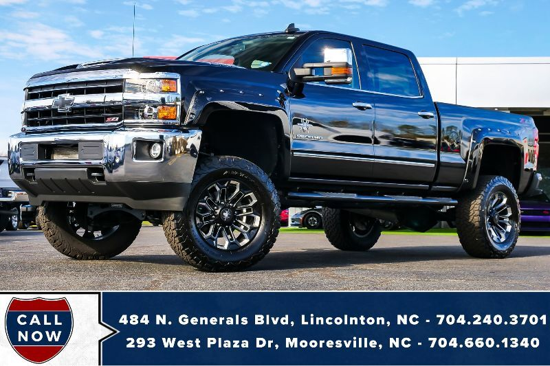 2018 Chevrolet Silverado 2500HD LTZ Z71 *BLACK WIDOW*DURAMAX*ALLISON* Mooresville NC