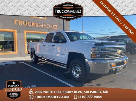 2018_Chevrolet_Silverado 2500HD_Work Truck ** Pohanka Certified 10 Year / 100,000 **_ Salisbury MD