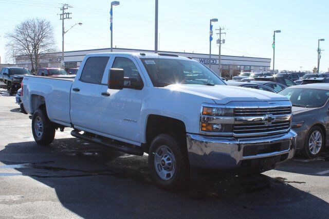2018 Chevrolet Silverado 2500HD Work Truck Green Bay WI