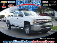 2018 Chevrolet Silverado 2500HD Work Truck Miami Lakes FL