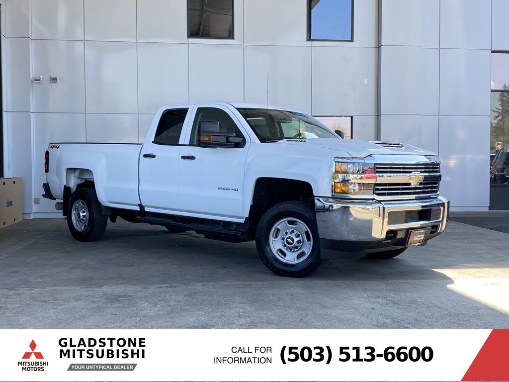 2018 Chevrolet Silverado 2500HD Work Truck Milwaukie OR