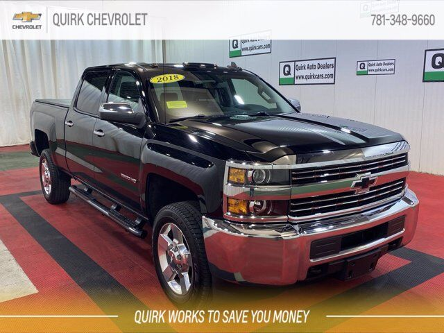 2018 Chevrolet Silverado 2500HD Work Truck Braintree MA