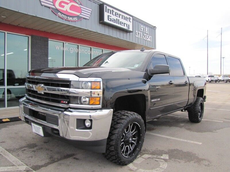 2018 Chevrolet Silverado 2500HD Z71 4x4 LT Leather Collinsville OK