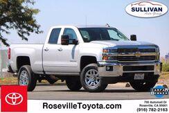 2018_Chevrolet_Silverado 2500Hd_LT_ Roseville CA